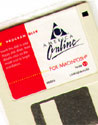 Photo of AOL 2.5 for Macintosh Floppy Disk